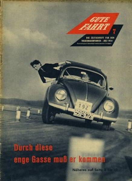 2019-es nyári gumi teszt a német Gute Fahrt magazintól