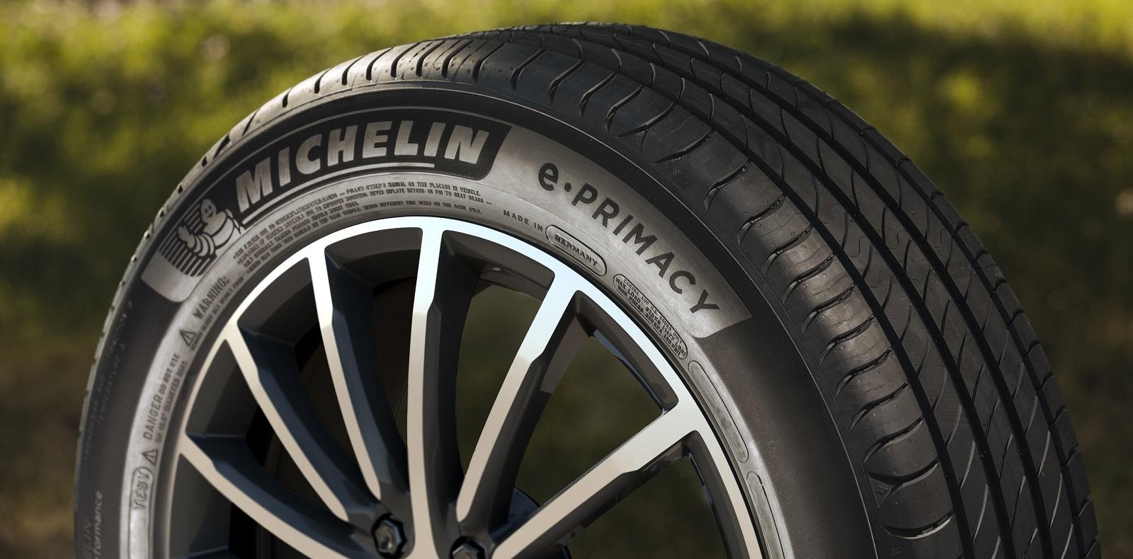 Michelin E-primacy a környezettudatos nyári gumiabroncs