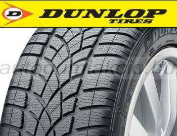 Tesztgyőztes SP Winter Sport 3D téli gumi a Dunloptól