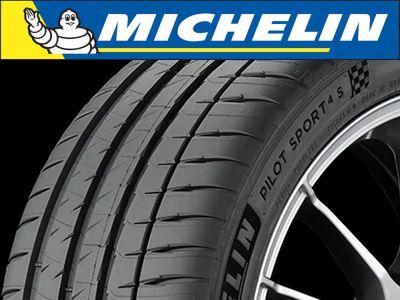 Michelin - PILOT SPORT 4 S ACOUSTIC