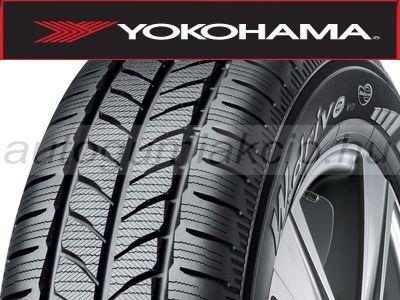 YOKOHAMA W.Drive WY01 - 205/65R15 téli gumi